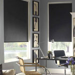 Specialty Drapery offers blackout roller shades installation in Richmond VA darken your space and provide energy efficiency.