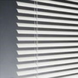 Our metal blinds are made from recycled materials and extremely durable, withstanding treatment from children and pets.
